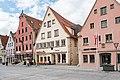 Weißenburg in Bayern, Luitpoldstraße 1, 3, 5 20170819 002.jpg