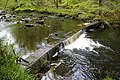 Weir on Hebden Water, Hardcastle Crags - geograph.org.uk - 437854.jpg