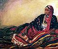 Weisgerber, Albert - Somalska zena (1907).jpg
