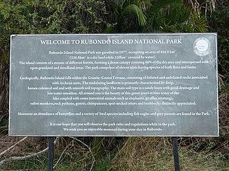 Rubondo Island National Park - Welcome to Rubondo Island National Park