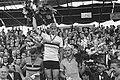 Wereldkampioenschappen wielrennen te Ronse Profs De huldiging Vlnr Rik van L, Bestanddeelnr 915-4179.jpg