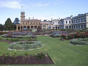 Werribee, Victoria - Werribee Park