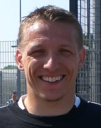 Wesley Sonck - Sonck pictured in 2007