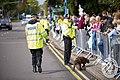 West Midlands Police - Papal Visit - Pope Benedict XVI (8515971150).jpg