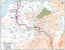 Sytuacja na froncie zachodnim na przełomie 1915/16