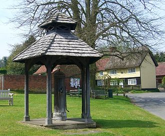 The Hundred Parishes - Westmill, Hertfordshire