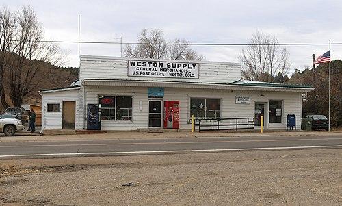 Weston mailbbox