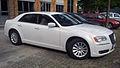 White Chrysler 300 (LX II) fr.jpg