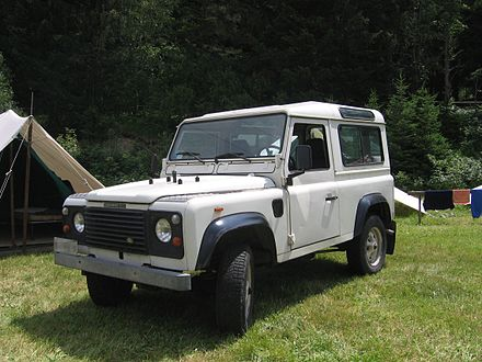 Land rover defender wikiwand land rover 90 turbo diesel freerunsca Image collections