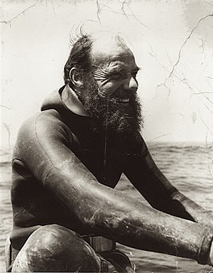 Leonard Wibberley - Leonard Wibberley, sailor