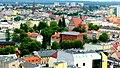 Widok z tarasu widokowego wieży ciśnień, Filarecka, Bydgoszcz, Polska - panoramio (23).jpg