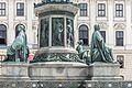 Wien, Hofburg, Innerer Burghof, Denkmal für Kaiser Franz I-20160625-010.jpg