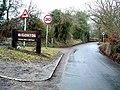 Wigginton starts here ^ - Hemp Lane - geograph.org.uk - 106832.jpg