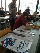 WikiArS workshop at LGM 2014 03.jpg