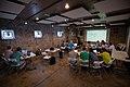 Wikidata Meetup 5 at Newspeak House, London.jpg
