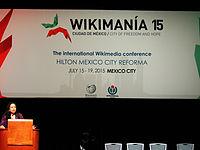 Wikimanía 2015 - Day 4 - LMM - México D.F. (9).jpg