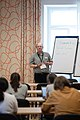 Wikimedia Hackathon Vienna 2017-05-19 Humanities, social sciences and wikis 001.jpg