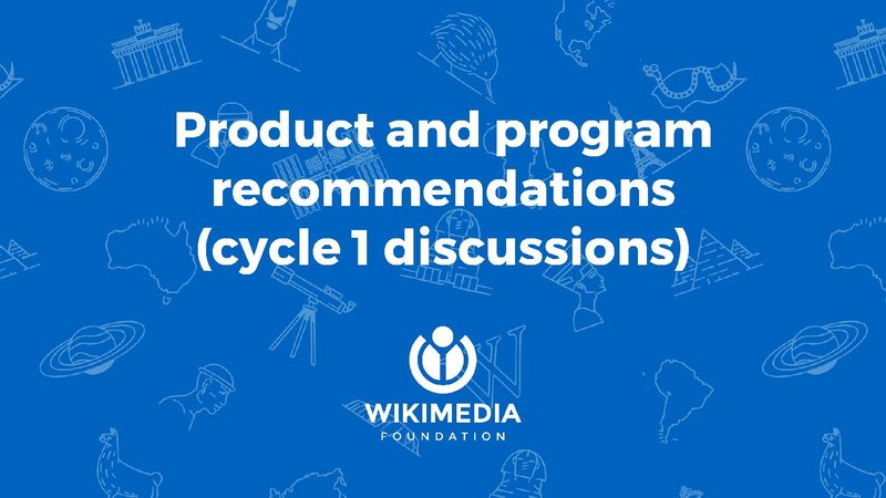 File:Wikimedia Movement Strategy 2017 - 2017 Features and programs (cycle 1).pdf