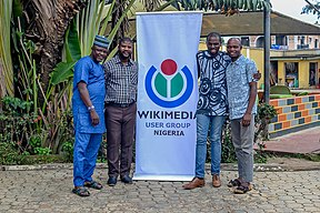 Wikimedia User Group Nigeria ( October Meetup) 05.jpg