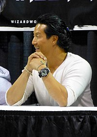 Will Yun Lee 2013.