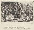 Willem II, hertog van Gelre, onderwerpt zich aan het gezag van Karel V, 1543 Overwinningen van Karel V (serietitel) Divi Caroli. V. imp. opt. max. victoriae, ex multis praecipuae (serietitel), RP-P-1950-201H.jpg