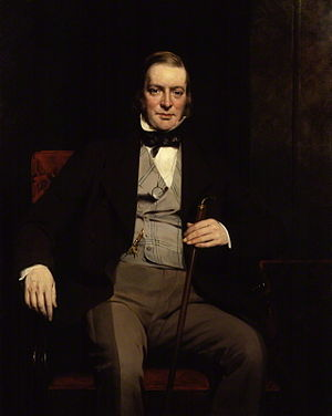 Sir William Molesworth, 8th Baronet - Image: William Molesworth