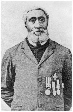 William Hall (VC) - Image: William Hall VC