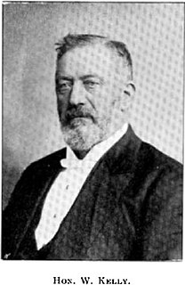 William Kelly (New Zealand politician)