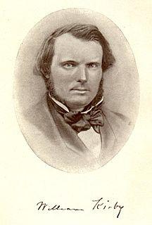 William Kirby (author)