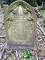 William Perkin's Grave, Christchurch, Harrow.jpg