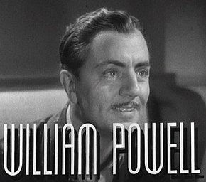 Description de l'image  William Powell in After the Thin Man trailer.jpg.
