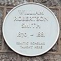 William Robertson Smith plaque.jpg