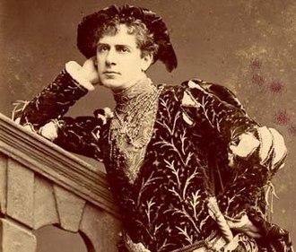 William Terriss - William Terriss, c. 1880