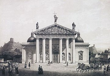 Vilnius Cathedral by Laurynas Gucevicius Wilno Katedra.jpg