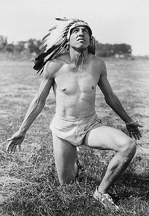 Wilson Charles - Wilson Charles in 1932