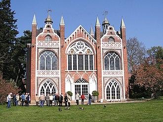 Dessau-Wörlitz Garden Realm - Gothic House (Wörlitz)