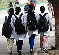 Women Medical Students - Banaras Hindu University - Varanasi - Uttar Pradesh - India (12519240763).jpg