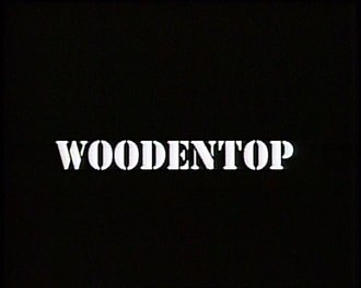 Woodentop (The Bill) - Opening title card for Woodentop