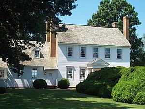 Woodlawn (St. Marys, Maryland) - Woodlawn, July 2009