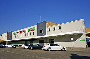 Woolworths Supermarkets - A Woolworths supermarket in Wagga Wagga, New South Wales