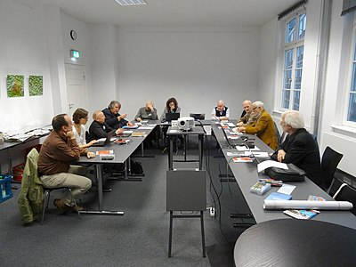 Workshop on new editors in Bremen