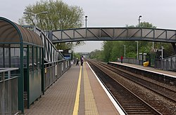 Worle railway station MMB 20.jpg