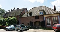 Woudrichem - rijksmonument 39583 - Landpoortstraat 18 20120630.jpg