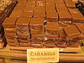 Wrapped fudge squares at Carcassonne (3).jpg