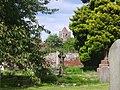 Wrockwardine cemetery - geograph.org.uk - 513624.jpg