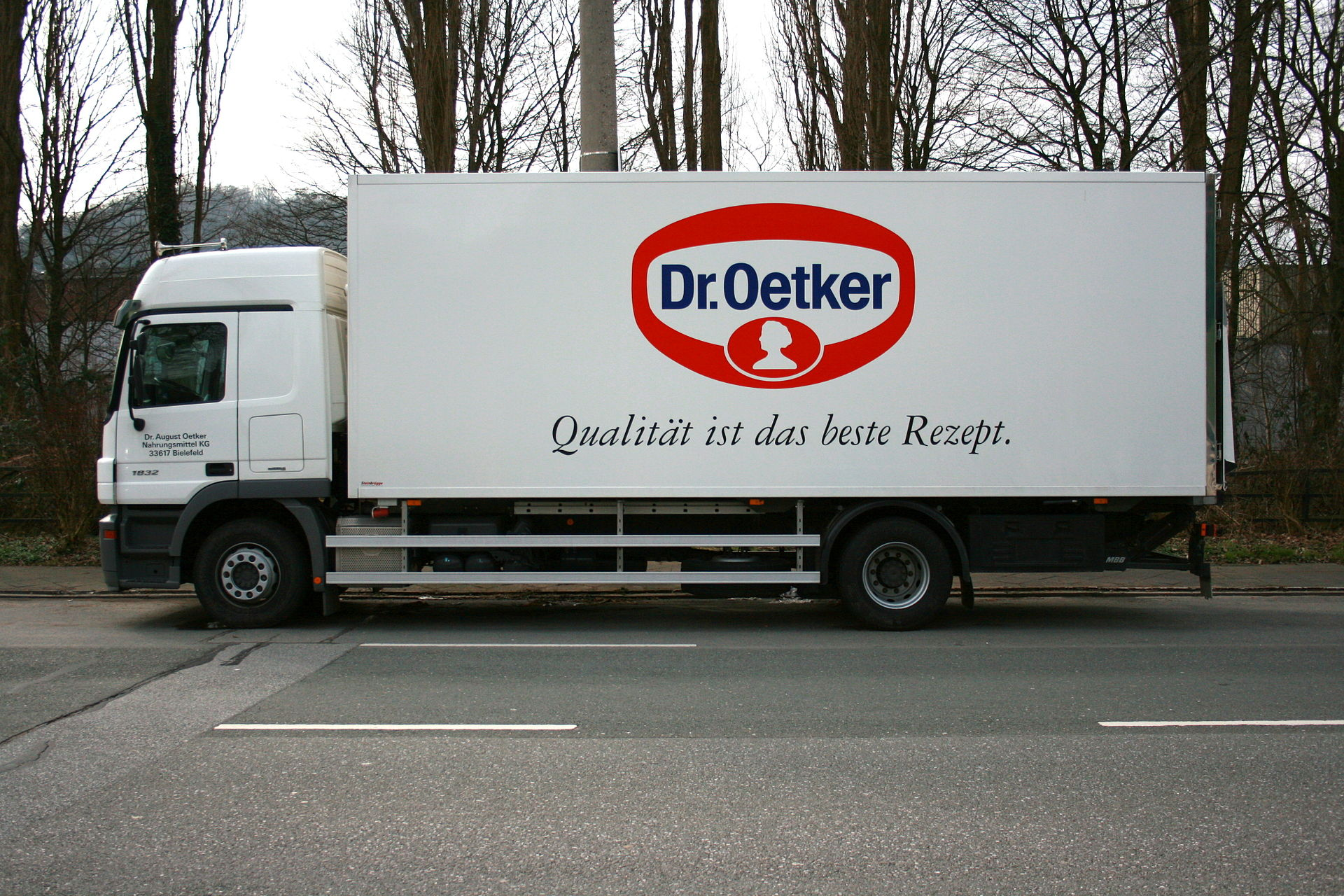 Dr august oetker kg wikipedia for Rauental 24 wuppertal