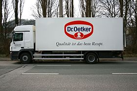 illustration de Dr. Oetker