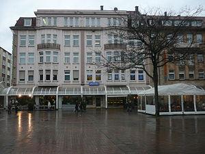 Deutsch: Geschwister-Scholl-Platz, Wuppertal