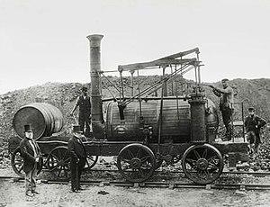 Wylam Dilly - Wylam Dilly in 1862.