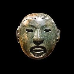 Xipe Totec mask